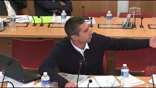 Le coup de colère du député François Ruffin pendant une audition parlementaire