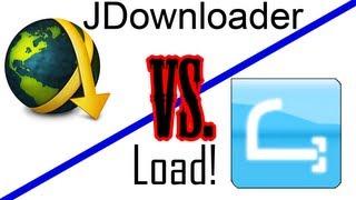 [Review / Test] JDownloader 2 Beta im Vergleich mit Candisoft Load!