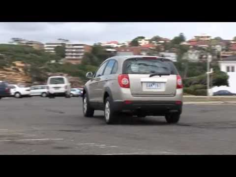 Holden Captiva 2007 | Does the Captiva have Aussie Appeal? | 4WD | Drive.com.au