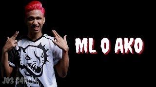 ML o AKO - Akosi Dogie ft.Weigibbor Labos (Lyrics Video)