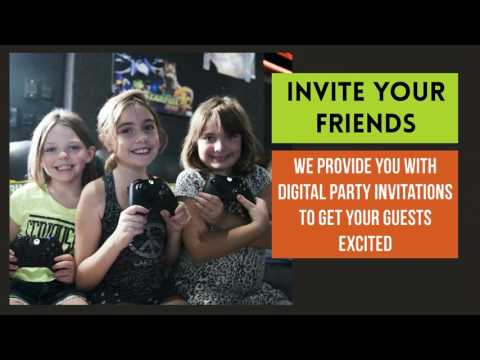 Throw The Ultimate Birthday Party With GameTruck Colorado Springs