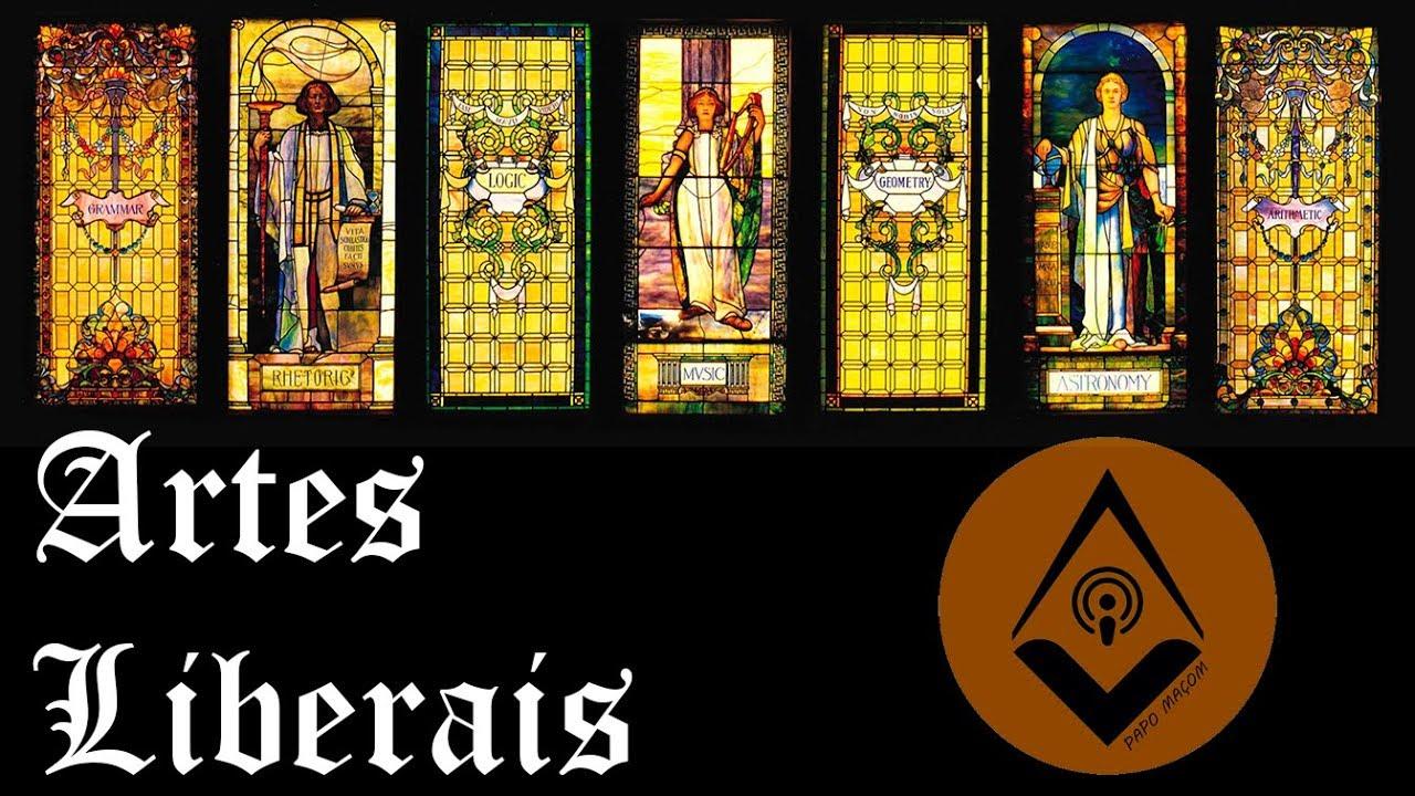 ☠ 85 ☠ Artes Liberais e a Maçonaria, o que tem haver? | Canal Papo Maçom -  YouTube