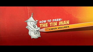VeggieTales: How to Draw the Tin Man