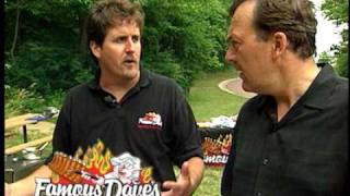Bbq Hamburgers - Famous Dave's Que Tips Recipe