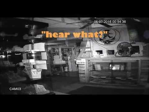 The Music Box Investigation in Amarillo, Texas