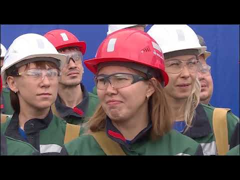 "Предприятие ""Фосагро"" запустило в Балакове новый амиакопровод"