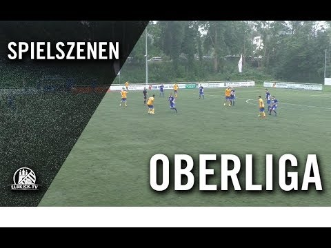 SV Curslack-Neuengamme – SC Victoria Hamburg (3. Spieltag, Oberliga)