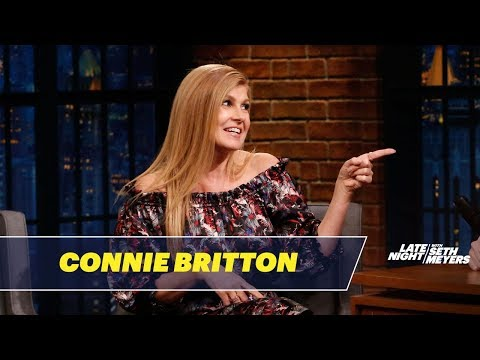 Connie Britton Would Never Be a 911 Operator in Real Life