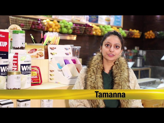 Trish Juice - Sponsor Promo Toronto Diwali 2018