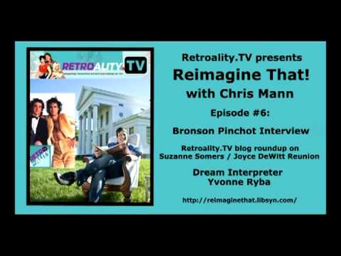 """Reimagine That!"" ep. 6: Bronson Pinchot ""inter-nude,"" house dreams, ""Three's Company"" reunion recap"
