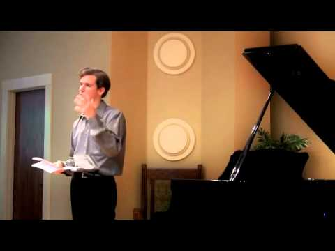 Unraveling the Mysteries of Music Composition - Asheville Piano Forum 9-23-11 Nathan Shirley