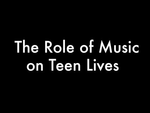 music role in the lives of To sum up, music plays great role in our lives it gives us a lot of benefits listening to music in the car or bus when we go to school or work helps us to relax and start a new day in a good way.
