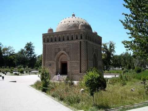 Bukhara Samanid's mausoleum