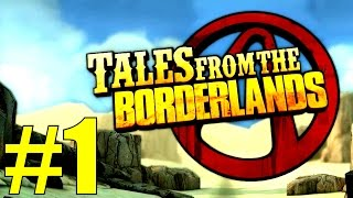 "Tales from the Borderlands: Episode 1 ""Zer0 Sum"" COMPLETE PLAYTHROUGH"