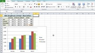 Excel 2010 Tutorial For Beginners #1 - Overview (Microsoft Excel)