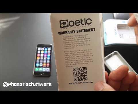Poetic Revolution Series iPhone 6 Protection Case