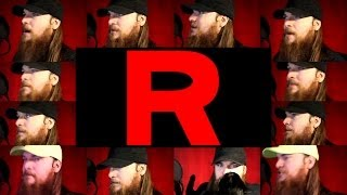 Pokemon Red/Blue/Yellow - Team Rocket Hideout Acapella