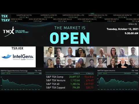 IntelGenx技术公司几乎打开了市场