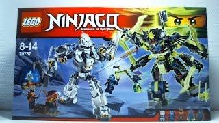 LEGO Live Construction : Ninjago's Titan Mech Battle (1/3) [Français]