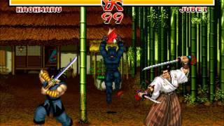 Samurai Spirits (Arcade)
