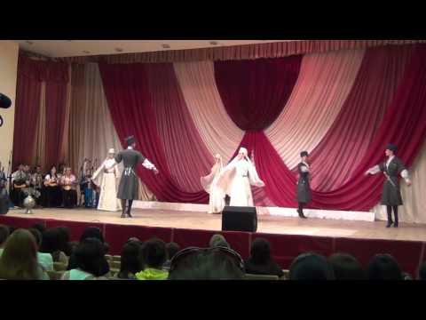 Ансамбль «Симд» - Хонга (трёхпарная)