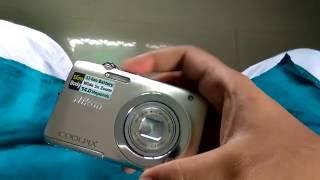 nikon S2600 Digital Camera Review  HINDI