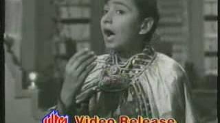 Vid0030  FILM  AL HILAL SONGS   LATA MANGESHKAR   AAM MA MEN BADAHO KA  MUSIC BULO  C RANI  LYRICS