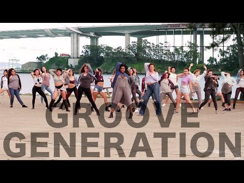 Groove Generation: Grown Woman