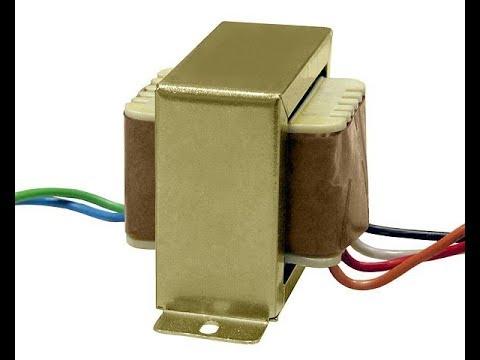 Как сделать трансформатор с 220 на 12 вольт своими руками
