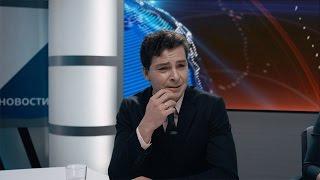 """Рекламный ролик для ТВ """"Телеведущий""""/ 10 сек"""