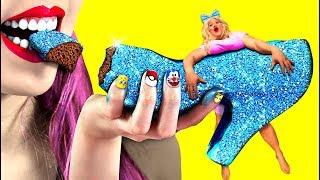 diy glitter chocolate heels yang dapat dimakan - kisah cinta cinderella (cc tersedia)