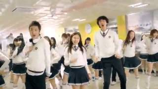 [MV HD] Kang SeungYoon, Baek JinHee, Lee KwangSoo (Fanta Idol Commercial)