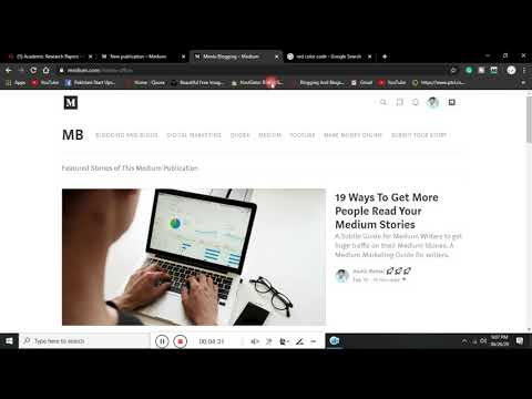 How To Create a Medium Publication A Complete Guide Beginner Guide For Medium Writers