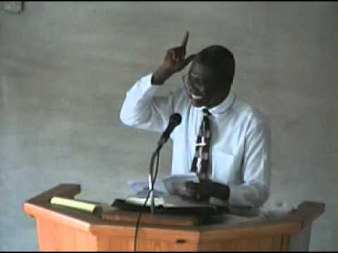 Pasteur Rene Darilus Gonaives Haiti