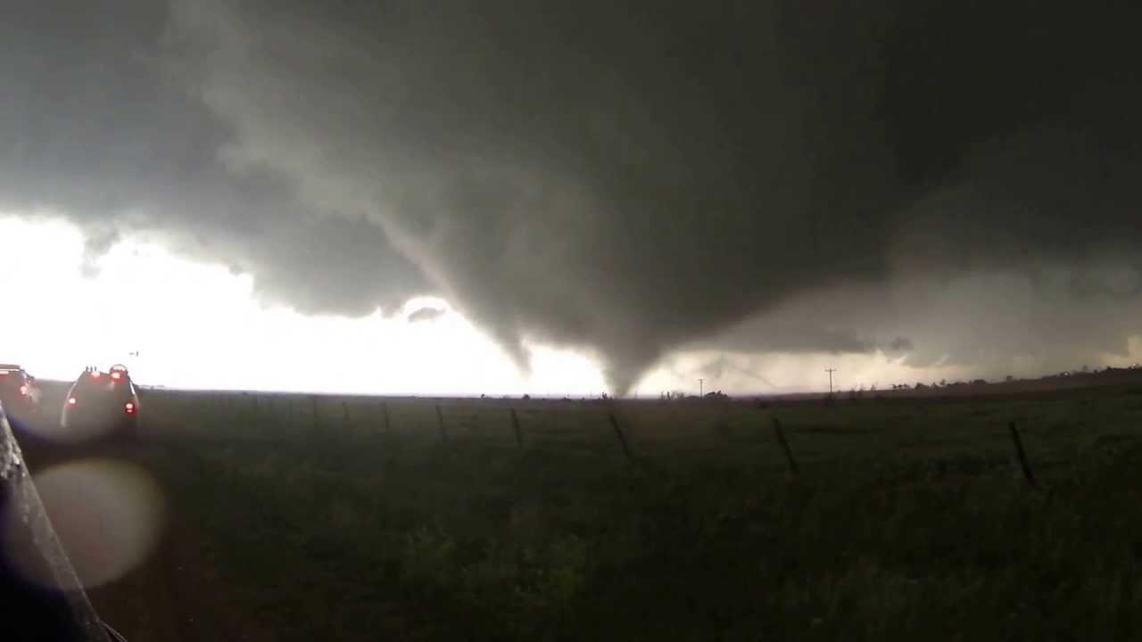 Birth of May 31, 2013 El Reno Tornado - Multiple vortices ...