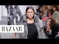 Ashley Graham is the First Plus-Size Model to Walk at Michael Kors