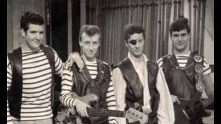 Johnny Kidd & The Pirates - Restless - 1960 45rpm