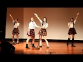 JCN2017 Japanese Cultural Night - 4renchKiSS - AKB48 - Heavy Rotation 3Cof4 [HD]