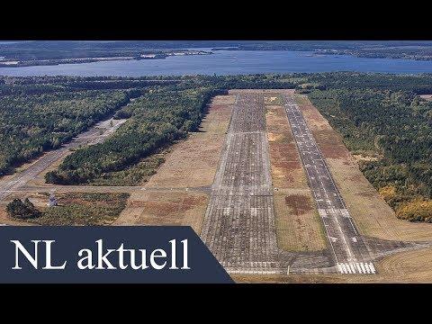Welzow | Vision einer europäischen Löschflugzeugstaffel in der Lausitz