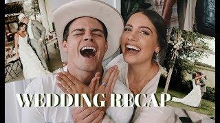 WEDDING RECAP: Best Decisions, Money, Regrets, What went wrong!