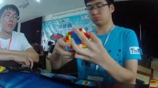 2 15 5s 7x7 rubik s cube world record single wong kin lok 黃健樂