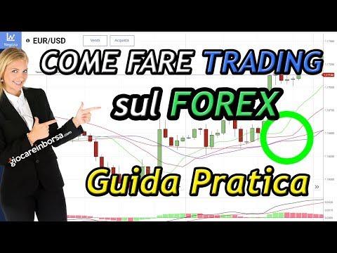 come si fa trading sul forex come fare soldi online legit italy