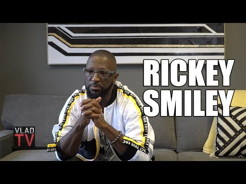 Rickey Smiley on Finding Out 1st Child His After 6 Years, Other Man Didn't Know Part 6