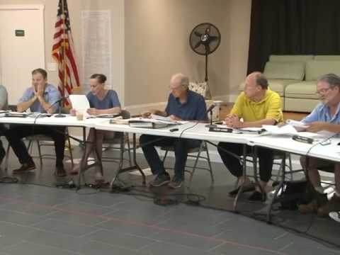 Philipstown Planning Board Meeting July 20, 2017