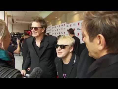 Duran Duran 2015 Q Awards Red Carpet