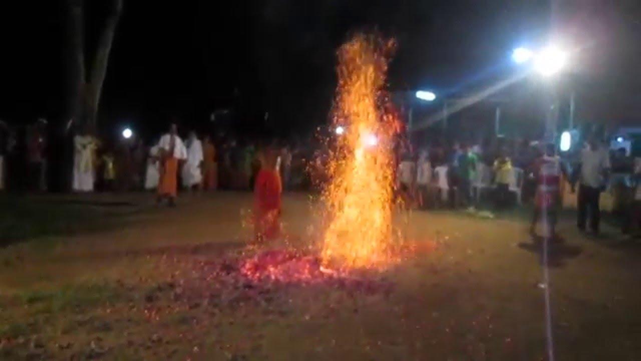Aazhi Pooja Yammarkulangara Maha Ganapathi TemplePeringaraThiruvalla2015