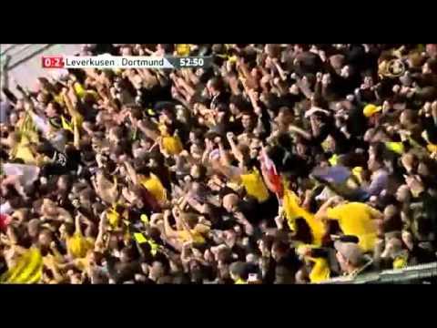 3 Tore in 6 Minuten für den BvB - Bayer Leverkusen - Borussia Dortmund