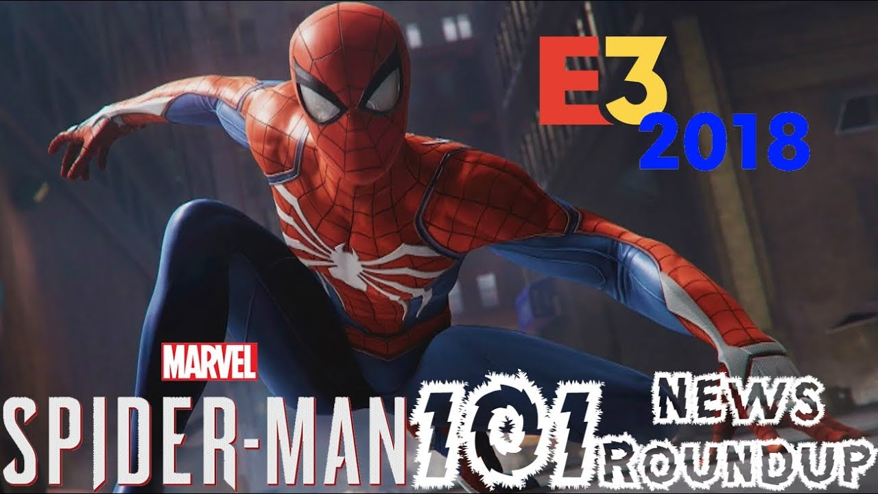 E3 2018: Roundup Of All The Biggest News