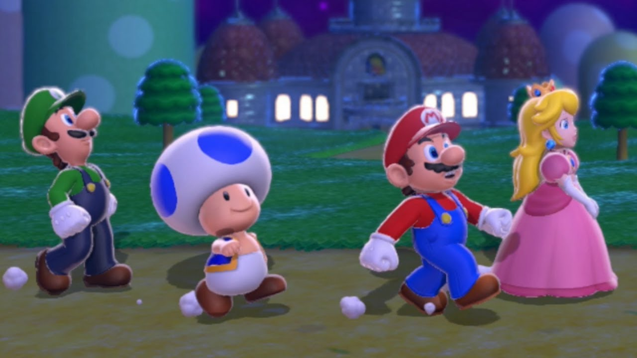 how to get every stamp in super mario 3d world