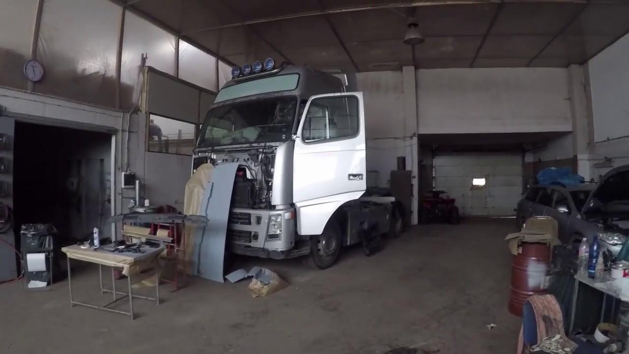 Volvo FH13 РАЗОБРАН.